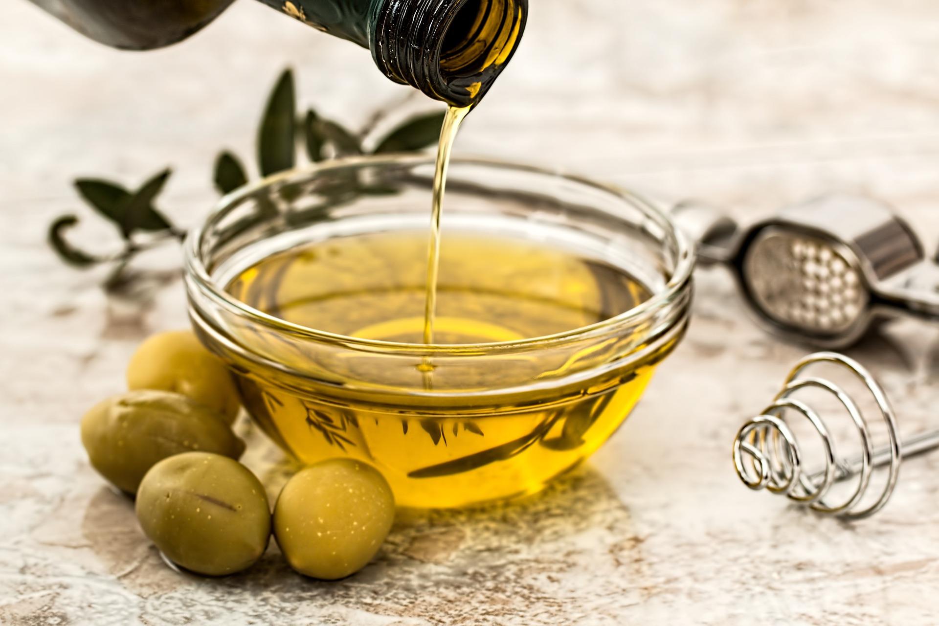 Dolewaj oliwy do… wszystkiego